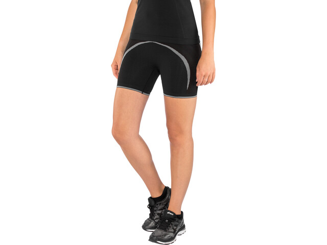 UYN Running Alpha OW Pants Shorts Dame blackboard/black/grey